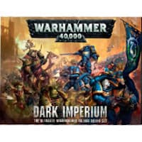 Dark Imperium set for Warhammer 40.000 Ed8 from Games Workshop - Miniature set review