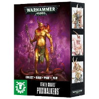 Easy To Build: Death Guard Poxwalkers set for Warhammer 40,000 Ed8 from Games Workshop - Miniature figure set review