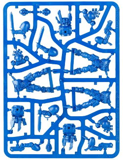Easy To Build: Primaris Space Marine Reivers set for Warhammer 40,000 Ed8 from Games Workshop - Miniature figure set review