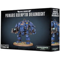 Primaris Redemptor Dreadnought #1 set for Warhammer 40.000 Ed8 from Games Workshop - Miniature set review