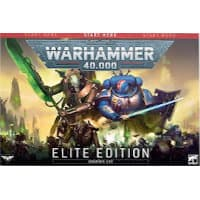 Warhammer 40,000 Ed9: Elite Edition set for Warhammer 40,000 Ed9 from Games Workshop, 2020 - Wargame and miniature set review