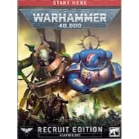 Warhammer 40,000 Ed9: Recruit Edition set for Warhammer 40,000 Ed9 from Games Workshop, 2020 - Wargame and miniature set review
