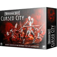 Warhammer Quest: Cursed City board game for Warhammer Quest from Games Workshop, 2021 - Board game review
