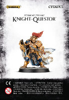 Knight-Questor set (for Warhammer Quest: Silver Tower) from Games Workshop - Miniature set