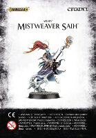 Mistweaver Saih set (for Warhammer Quest: Silver Tower) from Games Workshop - Miniature set