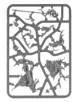 Mistweaver Saih sprue (for Warhammer Quest: Silver Tower) from Games Workshop - Miniature sprue
