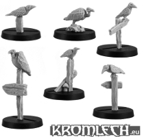 Birds of Prey from Kromlech