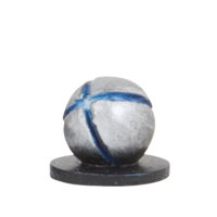 Futuristic ball in 1/56 scale - DreadBall v1 for DreadBall from Mantic Games, 201x