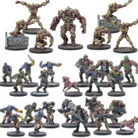 Plague Faction Starter Ed2 (for Deadzone Ed2) from Mantic Games - Miniature set review