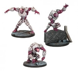 Plague Gen 2 Mutants (for Deadzone Ed1) from Mantic Games - Miniature set review
