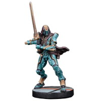 Futuristic humanoid warrior - Wrath for Star Saga from Mantic Games, 2017 - Miniature figure review
