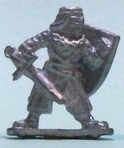 Foot Knight from Menhir Games