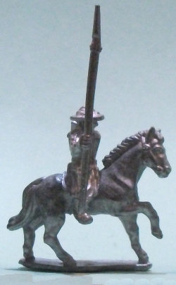 Sergeant (mounted) from Menhir Games
