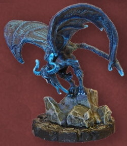 Cthulhu Wars Nightgaunt from Petersen Games