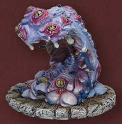 Amorphous blob - Shoggoth for Cthulhu Wars from Petersen Games, 2015 - Miniature creature review