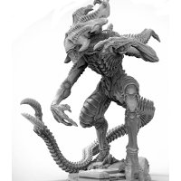Humanoid alien carnivore - Alien King #1 for Alien vs Predator: The Hunt Begins from Prodos Games, 2018