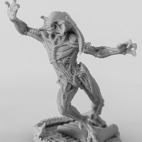 Humanoid alien carnivore - Alien Predalien #2 for Alien vs Predator: The Hunt Begins from Prodos Games, 2017