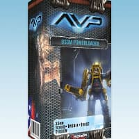 Marine Powerloader set for Alien vs Predator Ed1: The Hunt Begins from Prodos Games, 2015 - Miniature set review