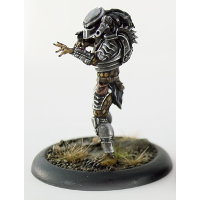 Humanoid alien warrior (Predator #1 for Alien vs Predator: The Hunt Begins) from Prodos Games - Miniature figure review