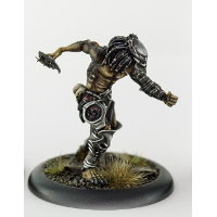 Humanoid alien warrior (Predator #2 for Alien vs Predator: The Hunt Begins) from Prodos Games, 2015 - Miniature figure