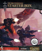 Brotherhood Starter Box (for Warzone Resurrection) from Prodos Games - Miniature set review