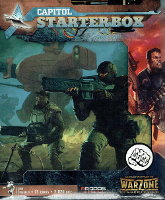 Capitol Starter Box (for Warzone Resurrection) from Prodos Games - Miniature set review