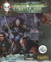 Imperial Wolfbane Starter Box (for Warzone Resurrection) from Prodos Games - Miniature set review