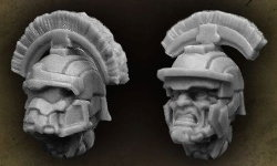 Centurion Crests set from Puppets War - Miniature accessory set review