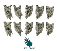 Scaly tabards from Spellcrow