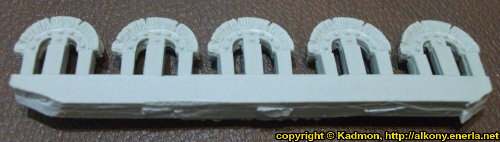 Space Knights Ancient Crests sprue from Spellcrow - Miniature sprue review