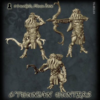 C'thunian Hunters set from Tor Gaming - Miniature set review