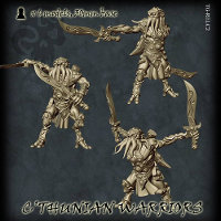 C'thunian Warriors set from Tor Gaming - Miniature set review