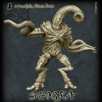 Shogra set from Tor Gaming - Miniature set review