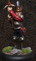 Albionnican Crossbowman #2 for ArcWorlde from Warploque Miniatures