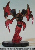 Large ethereal winged humanoid (Soulshredder #060) from WizKids