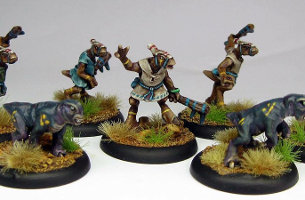 Casanii Feral Unit from World of Twilight